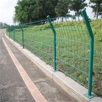 绿色护栏 铁丝网围栏 草坪防护网