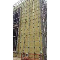 山东岩棉外墙隔热板 盈辉增强纤维岩棉板 A级防火保温板