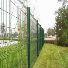 养殖场围栏 带框的护栏网 工地安全铁丝网
