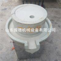 水磨豆浆石磨机 双石磨面粉机 振德 致富机器