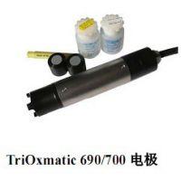Trioxmatic690-7在线溶氧电极→Trioxmatic700-7