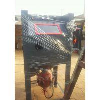 铸造件喷砂机 毛边机 去氧化皮专用非开放式1010喷砂机