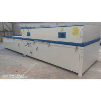 板式家具专用真空覆膜机,单|双工位全自动吸塑机