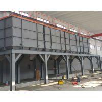 钢结构平台加工公司 三维钢构竭诚为您服务
