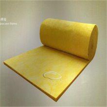 批发憎水玻璃棉卷毡 8公分玻璃棉板