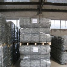 江西石笼网 包塑石笼网价格 河道格宾网