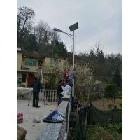 永州道县新农村太阳能路灯安装步骤 永州LED太阳能路灯优点 新农村建设太阳能路灯优惠价格
