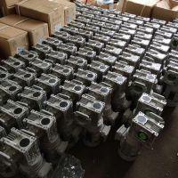直销立式安装NMRV110-50-1.5KW铸铁减速电机自动化设备用