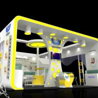 展览展会展台展销展厅器材搭建制作设计服务|专业定制加工品