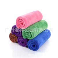 汽车超细纤维洗车毛巾 镀晶毛巾高纤维清洁巾汽车用品30*30