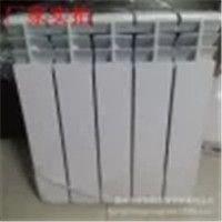 陕西暖气片厂家销售 订制 双金属压铸铝散热器