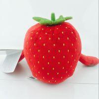 龙郡发厂家批发定制水果毛绒公仔 儿童毛绒玩具房间装饰品