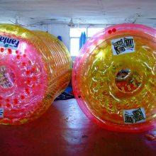 心悦游乐水上乐园儿童玩具系列充气透明滚筒款式图片