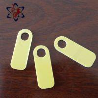 翼诺牌厂家供应耐腐蚀绝缘环氧树脂板精密cnc异形件加工定制