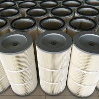 焊接烟尘净化器滤芯滤筒 覆膜除尘滤筒 焊接切割抛光焊烟专用滤筒