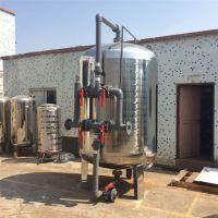 材质不锈钢 碳钢防腐 玻璃钢 废水过滤 预处理系统 自动过滤器 晨兴环保