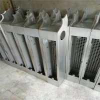金聚进 厂家直销 不锈钢护栏立柱 高强度河道桥梁景观护栏立柱