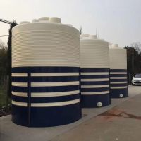 华社供应山东可定制颜色加厚食品级pe塑料储罐水塔