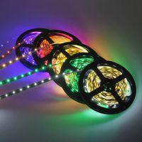 厂家批发 2835LED灯条灯带 高压ledRGB灯条灯带