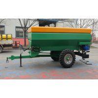 金坛拖拉机牵引式撒粪车生产厂家