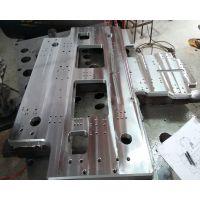 翻砂铸造铝模加工定制 深圳龙门铣加工厂家30台电脑锣加工能力强