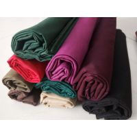 绿色帆布 10s/2×10s/2 46*28国际BCI良好棉布料