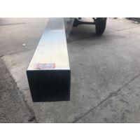 重庆80x80x1.8厚316不锈钢拉丝方管
