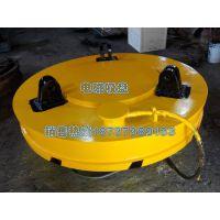 方坯圆坯轨梁用电磁铁 高效装卸废铁废钢电磁铁 亚重