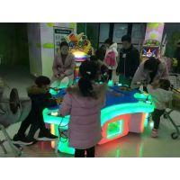 投币钓鱼机 儿童手摇钓鱼机 室内游乐场电玩设备