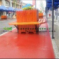 落地式防腐木花箱阳台种菜 坐凳花盆 广场休闲座椅 实木超结实美观定制颜色