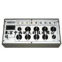 中西 (HLL特价)绝缘电阻表检定装置 型号:JD29-GZX92E 库号:M391838