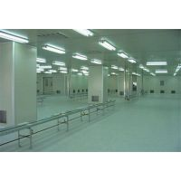 禄米科技洁净厂房装修净化工程 GMP净化车间 地面可采用定制环氧自流坪