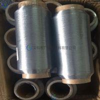 防火高温线 ,不锈钢纤维纱线,高温金属线,纤维长丝缝纫线厂家批发