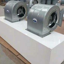 离心立蒸汽加热侧吹风幕机、风压大、风量高、噪音低