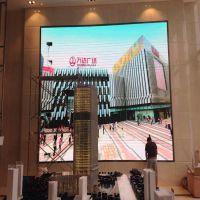 鄂州led显示屏 襄阳led显示屏 创事达直销室内P5全彩广告屏