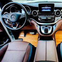 汽车实木脚垫制作设备 激光切割机 提供版型 技术加盟