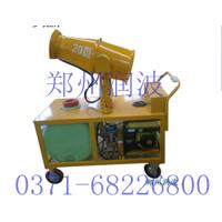 郑州润波RB20风送式降尘喷雾机工地降尘