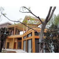 木结构会所设计方案,木结构会所设计施工,融嘉供