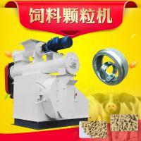 张掖苜蓿草颗粒机,大型牛羊饲料颗粒机产量