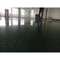 龙门县永汉、龙华镇厂房旧地面翻新——车间水泥地固化地坪