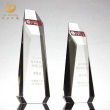 无锡水晶奖牌制作,公司团队表彰奖牌,企业先进组织纪念品定制