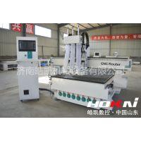 皓凯机械 厂家直销 徐州雕刻机 1352工艺品 三工序数控木工雕刻机 厂家直销