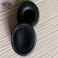 辉晟厂家直销 小号入耳式音乐耳机用 高周波仿蛋白皮耳套