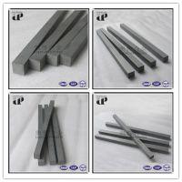 供应高硬度耐磨耐热耐腐蚀钨钴YG8硬质合金长条10*10*100 厂家定制钨钢板长条
