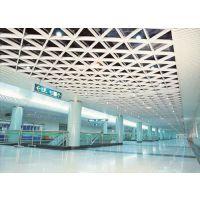 广东德普龙优质三角形铝合金格栅天花吊顶系统价格合理欢迎选购