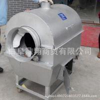 芝麻瓜子多功能滚筒炒货机 热销商用型板栗花生不锈钢炒货机
