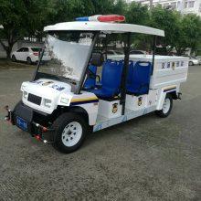 电动二用巡逻客货车 G1H4大功率 进口配置,白色4000+1600+2100