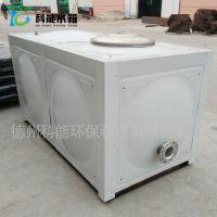 白钢水箱生产厂家 方形组合304不锈钢水箱 纯水水箱冷热均可