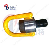 台湾YOKE8-231起重 万向吊环 直拉型侧拉型 可旋转吊装 多角度受力 10.9级吊环