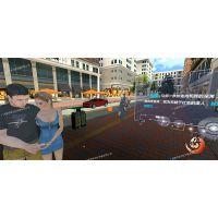 VR一体机——禁毒教育模拟(社会伤害)
